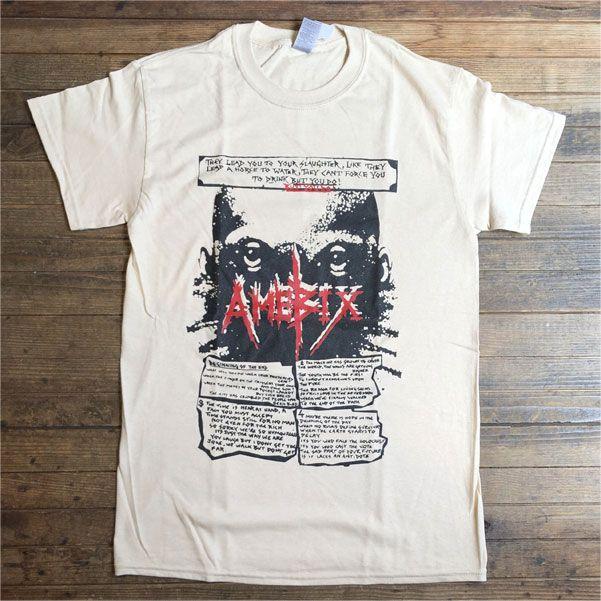 AMEBIX Tシャツ BUT YOU DO