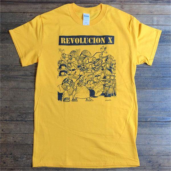 REVOLUCION X Tシャツ