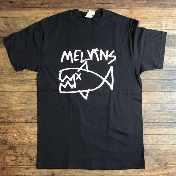 MELVINS Tシャツ FISH