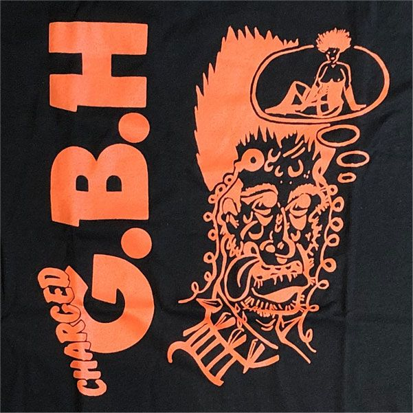 G.B.H Tシャツ Leather, Bristles, Studs And Acne2