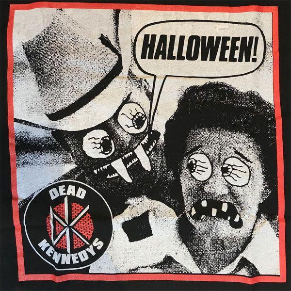 DEAD KENNEDYS Tシャツ HALLOWEEN!3