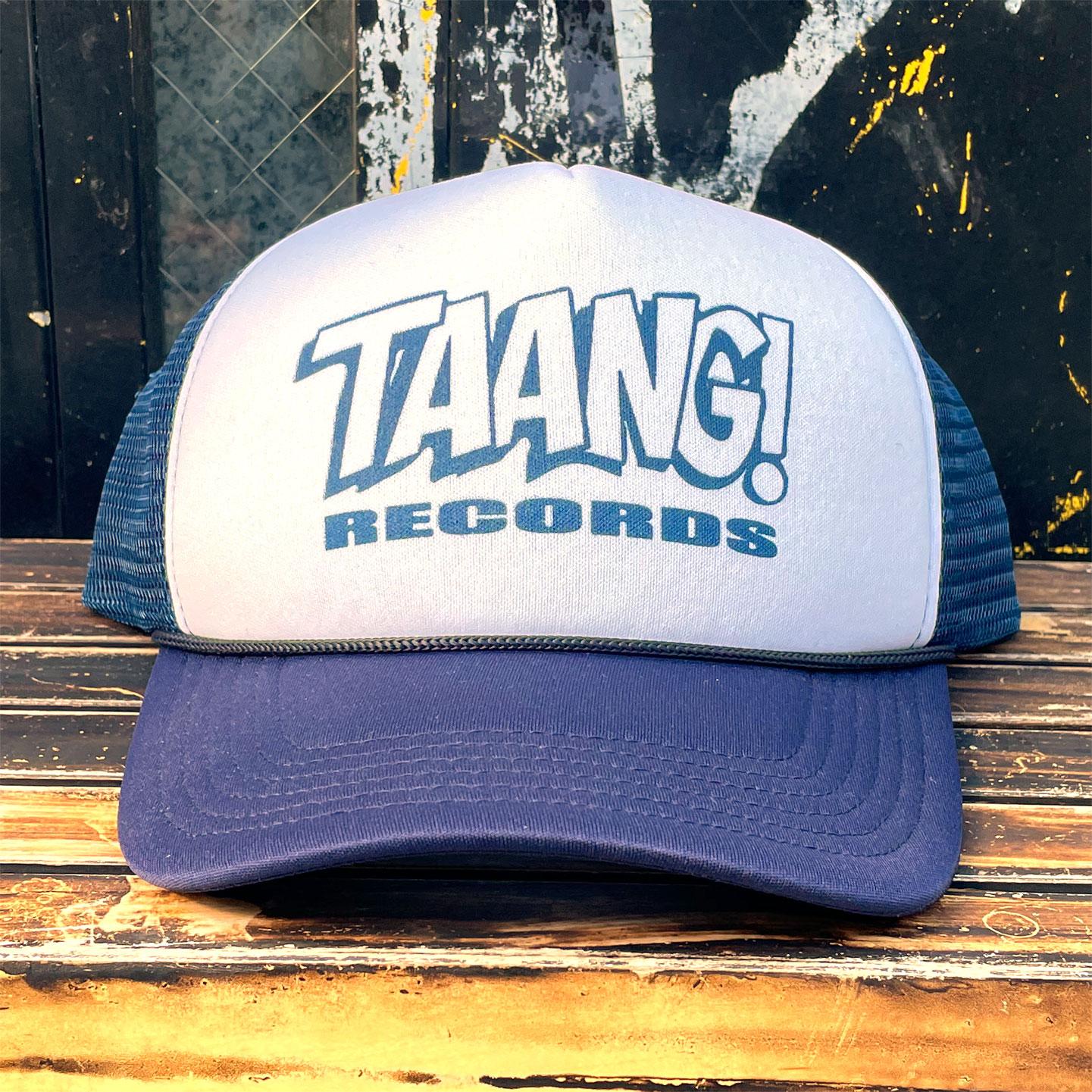 Taang! Records メッシュCAP NAVY
