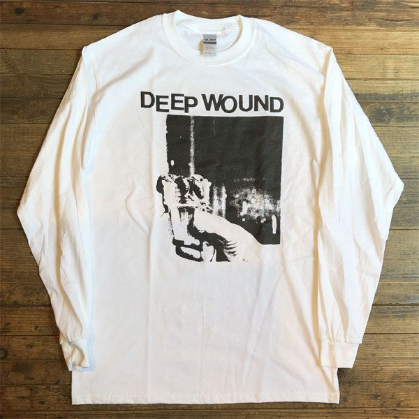 DEEP WOUND ロンT