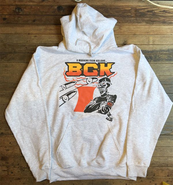 B.G.K. パーカー A WARNING FROM HOLLAND...