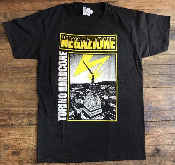 NEGAZIONE Tシャツ TORINO HARDCORE