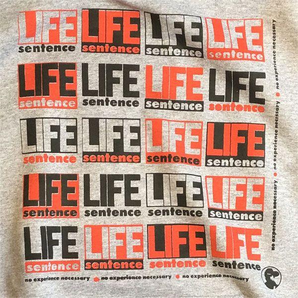 LIFE SENTENCE パーカー No Experience Necessary