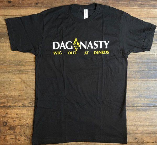 DAG NASTY Tシャツ WIG OUT オフィシャル!!!!