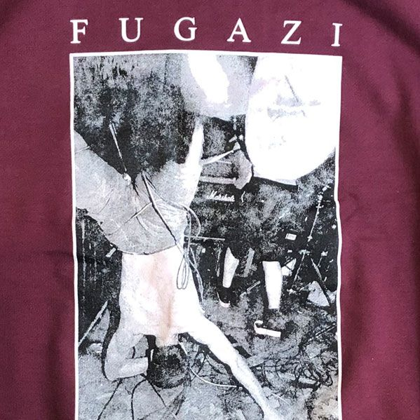 FUGAZI スウェット FUGAZI