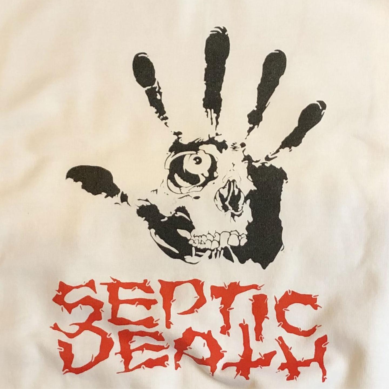 SEPTIC DEATH スウェット HAND