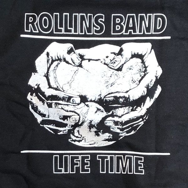 ROLLINS BAND スウェット LIFE TIME