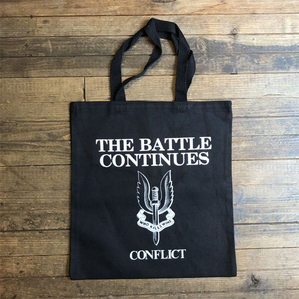 CONFLICT TOTEBAG