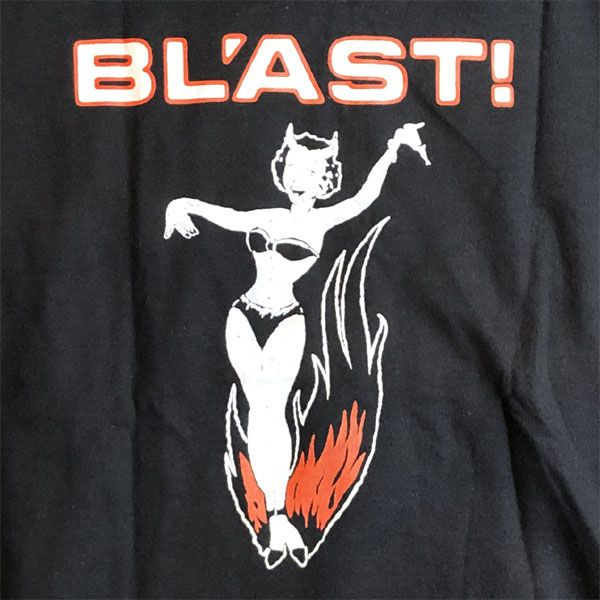 BL'AST! パーカー ITS IN MY BLOOD