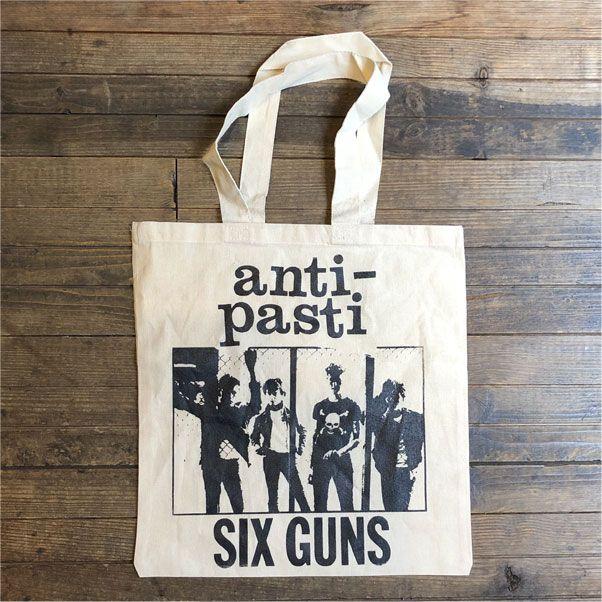 ANTI-PASTI TOTEBAG SIX GUNS