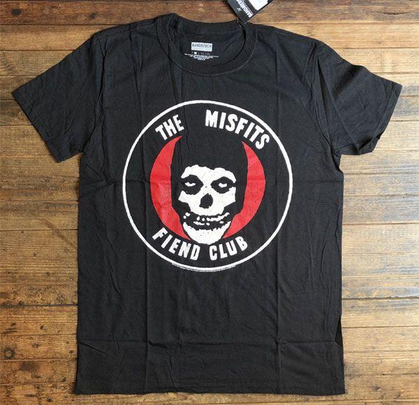 MISFITS Tシャツ FIEND CLUB オフィシャル!