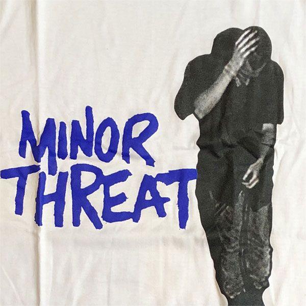 MINOR THREAT Tシャツ Standing Ian