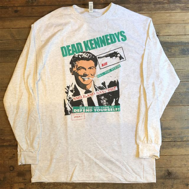 DEAD KENNEDYS ロンT KILL THE POOR