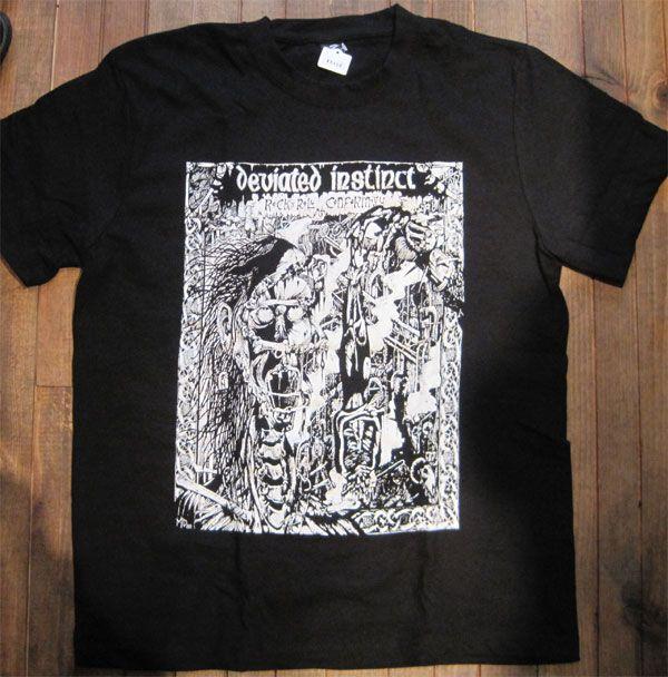 DEVIATED INSTINCT Tシャツ Rock n Roll Conformit