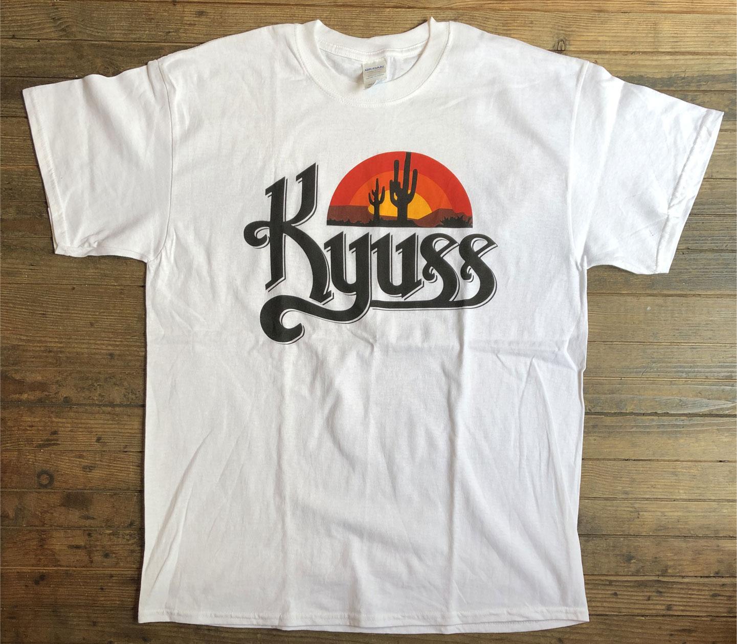 USED! KYUSS Tシャツ