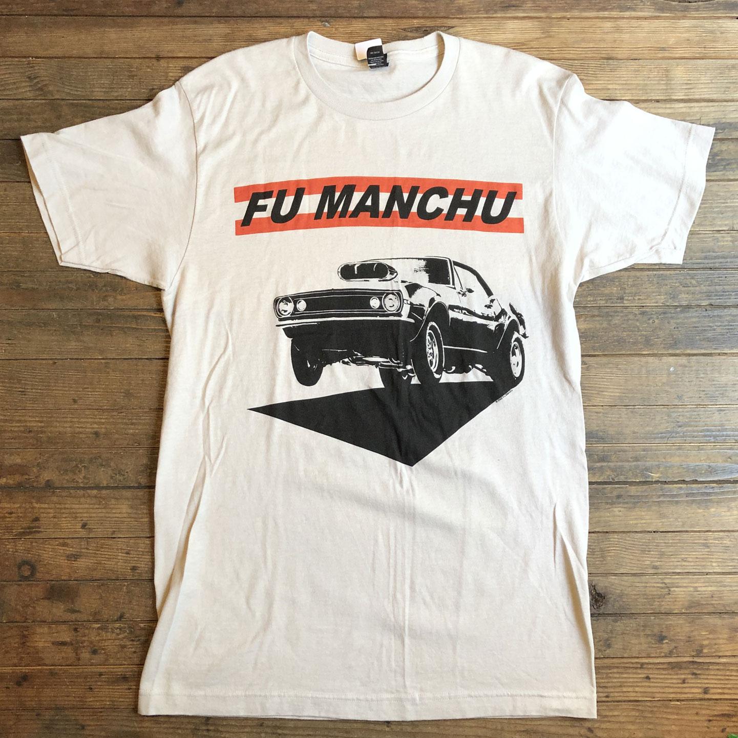 USED! FU MANCHU Tシャツ