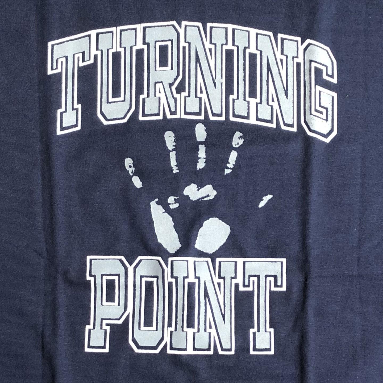 TURNING POINT Tシャツ Its Always Darkest...Before The Dawn