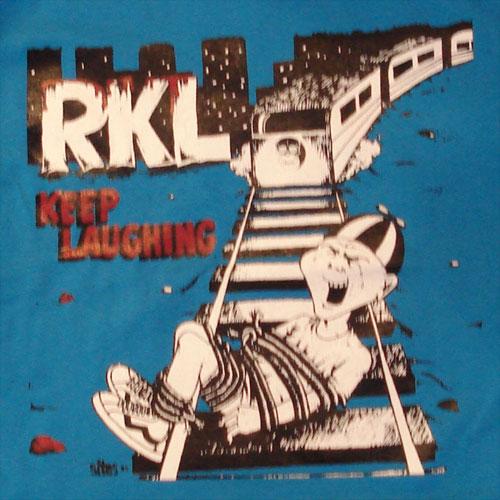 RKL Tシャツ TRAIN