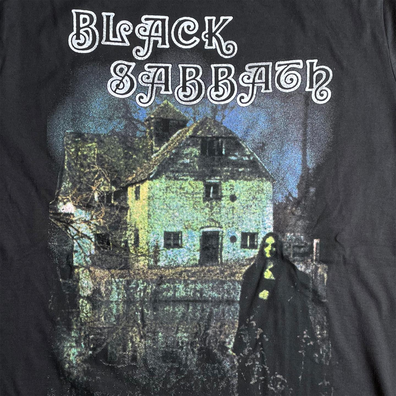 BLACK SABBATH Tシャツ 1st オフィシャル