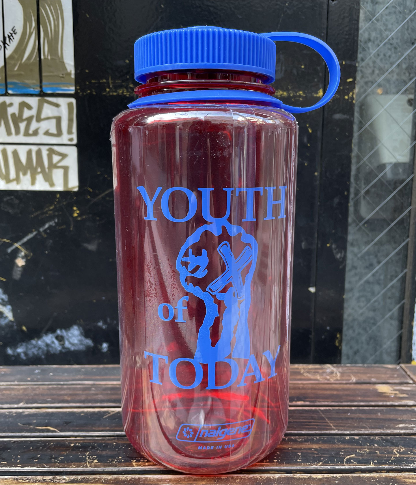YOUTH OF TODAY x Nalgene ウォーターボトル