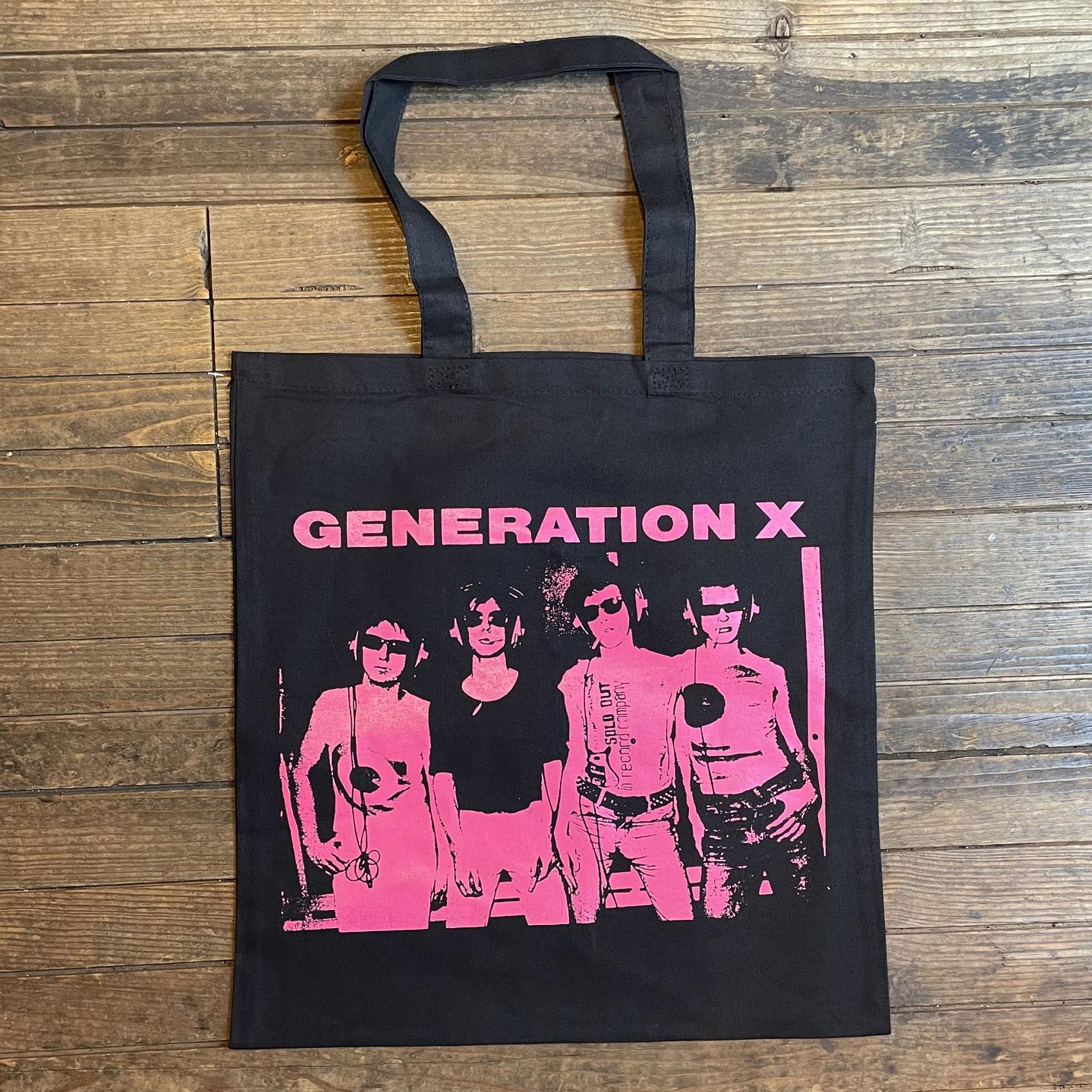 GENERATION X TOTEBAG