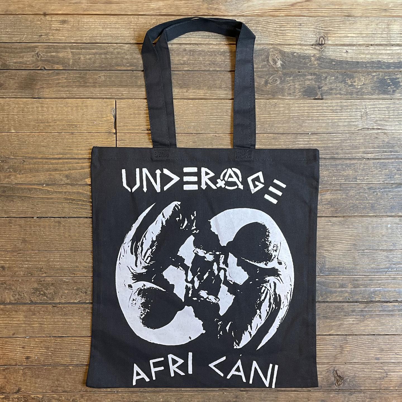 UNDERAGE TOTEBAG AFRICANI