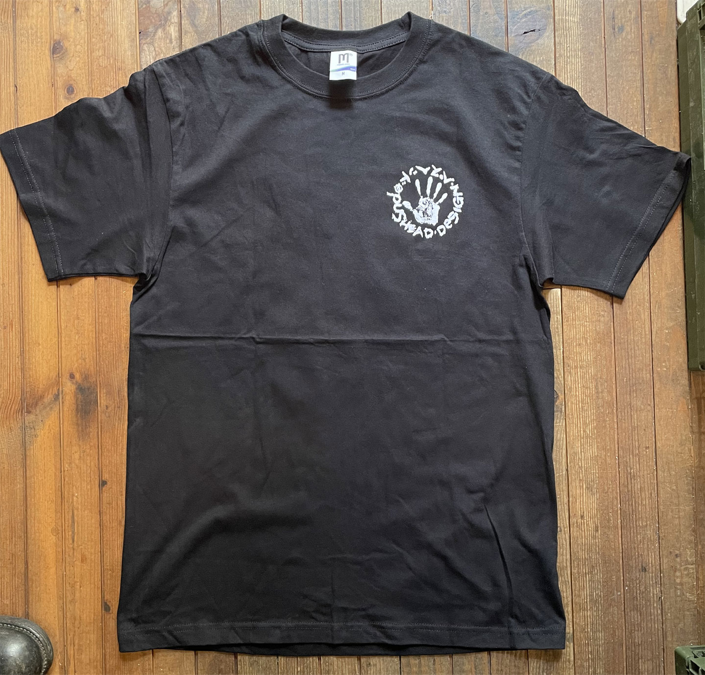 SEPTIC DEATH Tシャツ CROSSED OUT