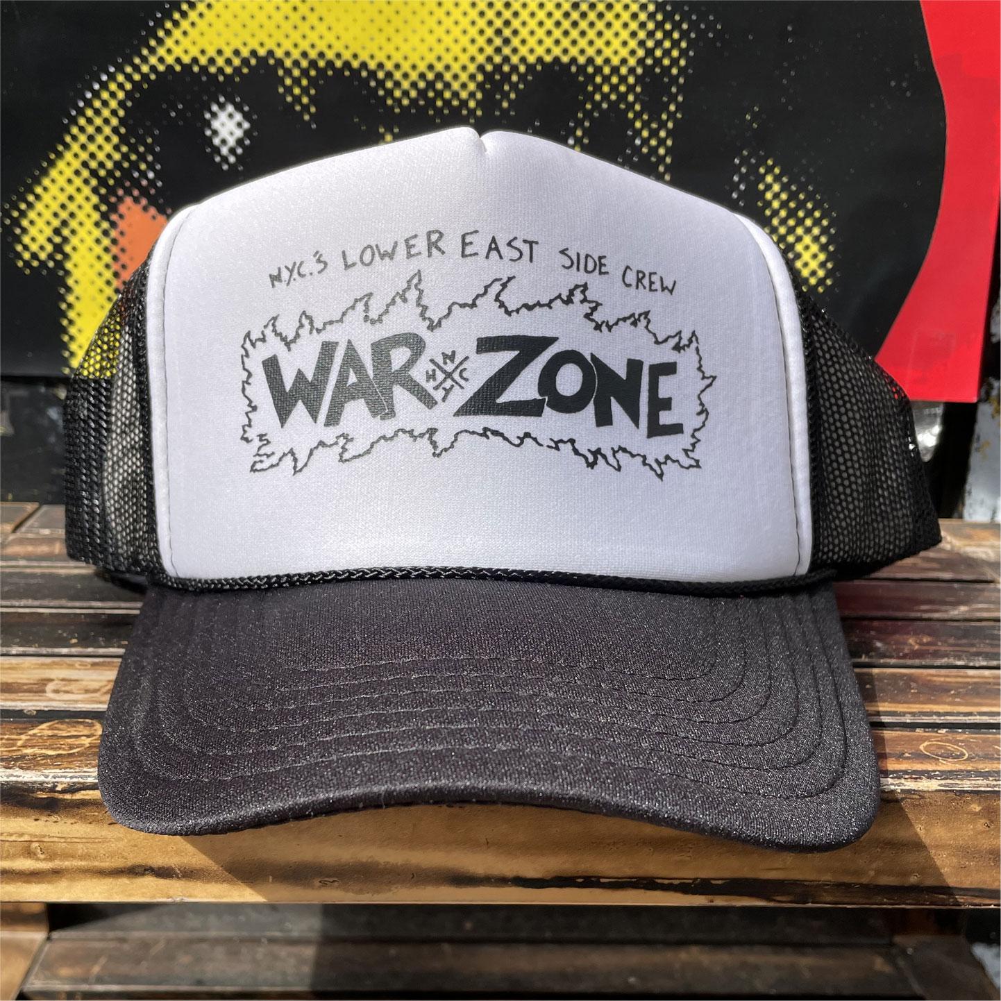 WARZONE メッシュCAP