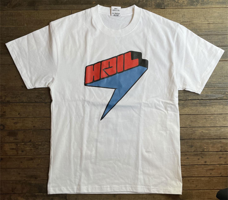 HAIL PRINTS Tシャツ LOGO