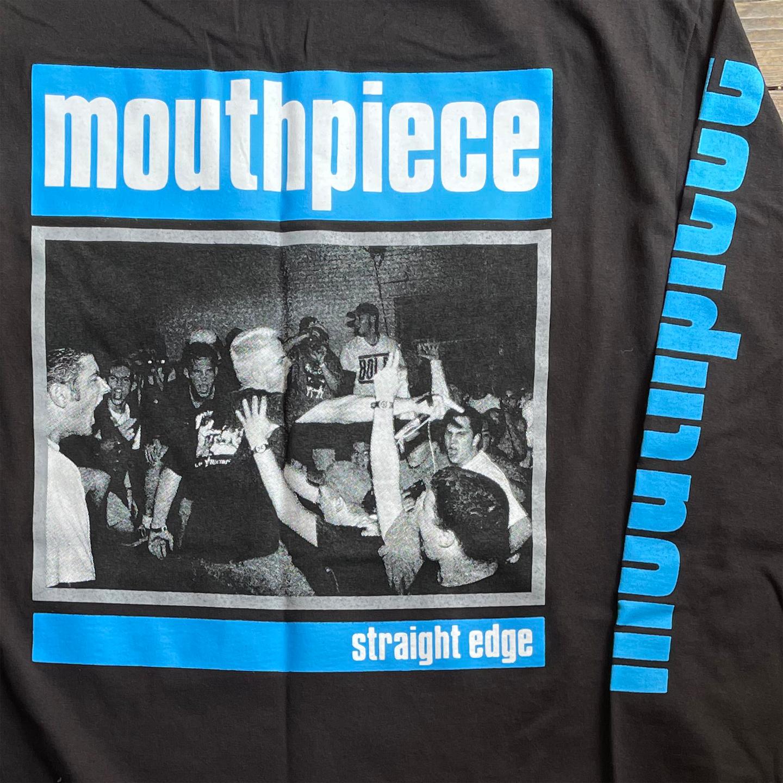 MOUTHPIECE ロングスリーブTシャツ オフィシャル!