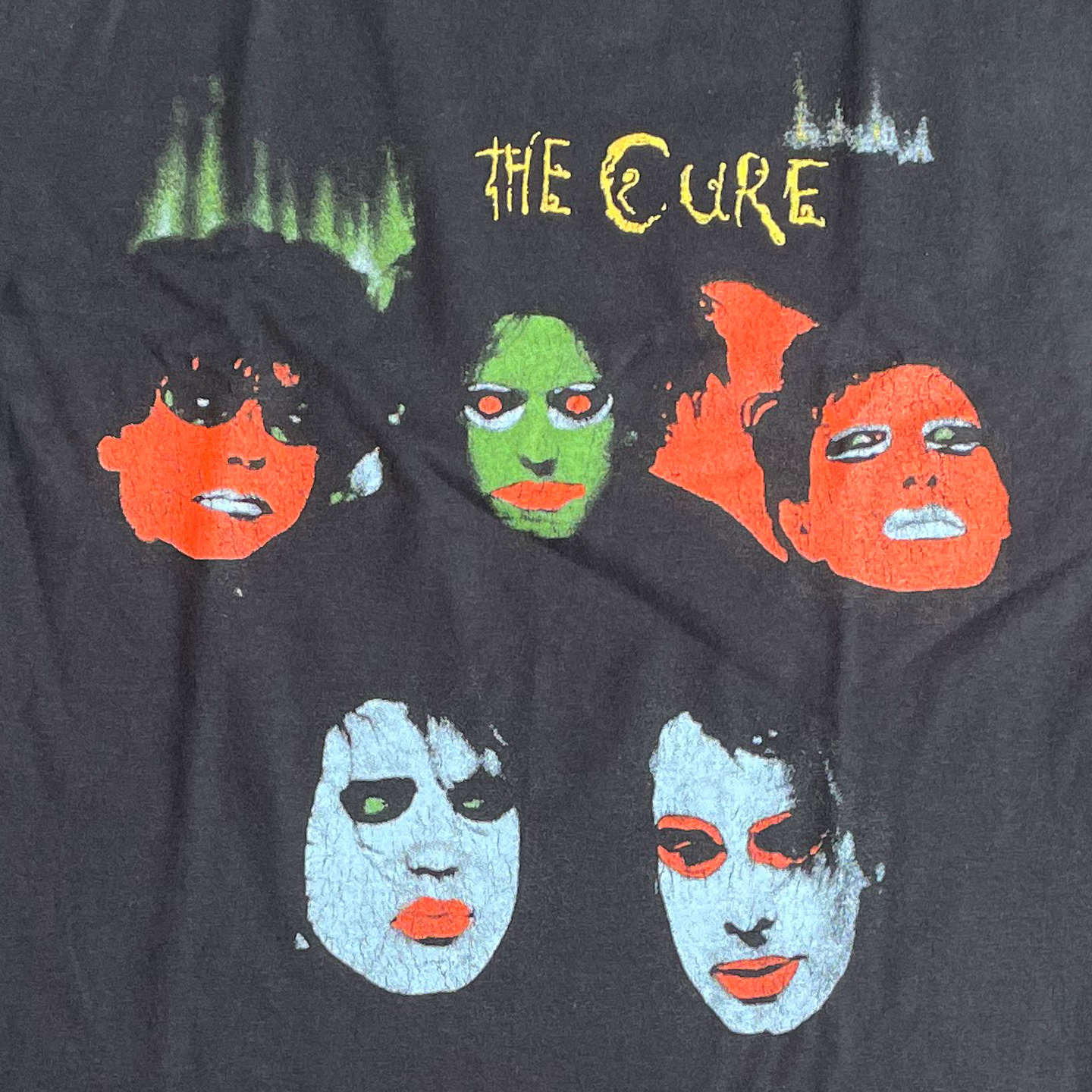 THE CURE Tシャツ IN BETWEEN DAYS