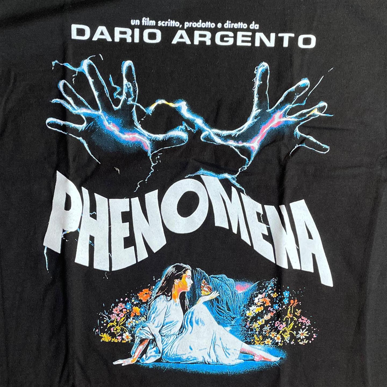 PHENOMENA Tシャツ POSTER オフィシャル