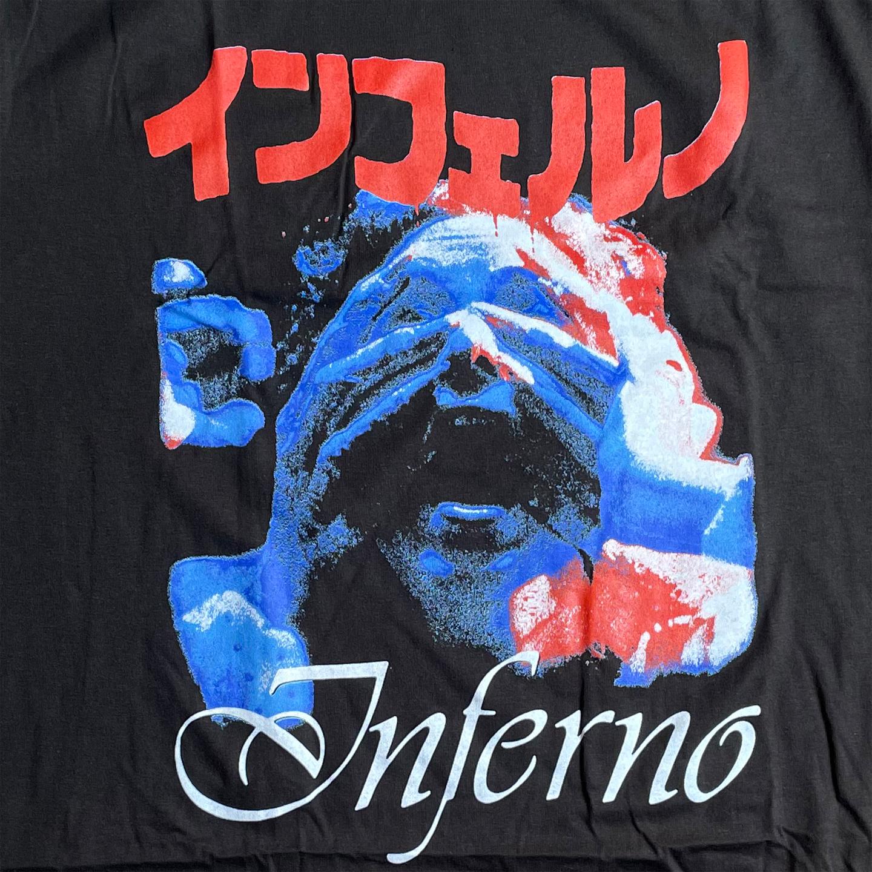 INFERNO(MOVIE) Tシャツ POSTER オフィシャル