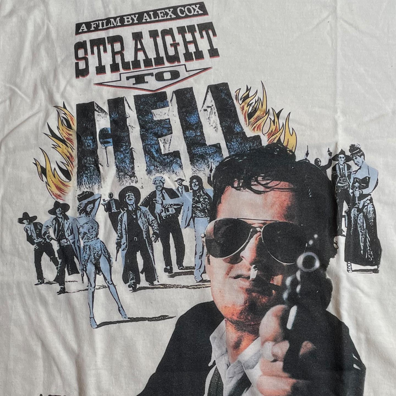 STRAIGHT TO HELL Tシャツ オフィシャル!