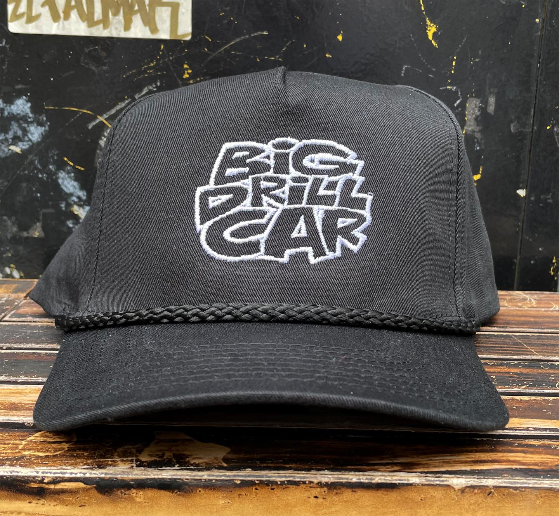 BIG DRILL CAR CAP DOG