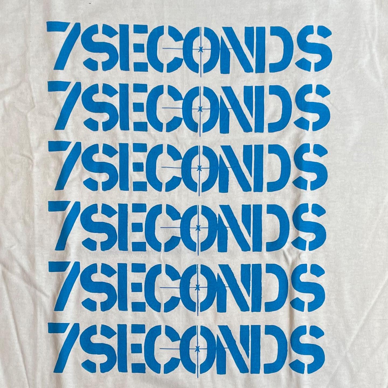 7SECONDS Tシャツ Repeat オフィシャル!