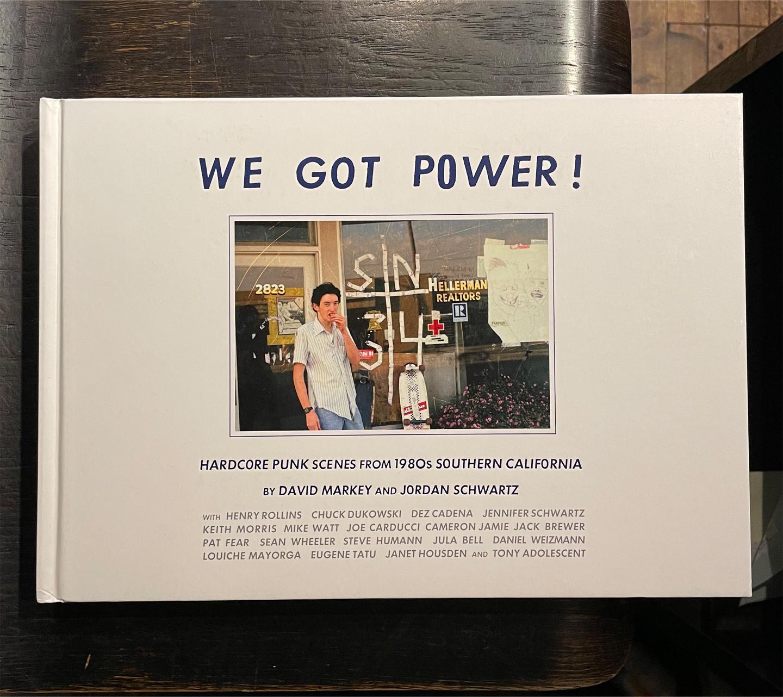 WE GOT POWER! BOOK