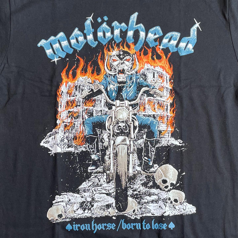 MOTORHEAD Tシャツ iron horse