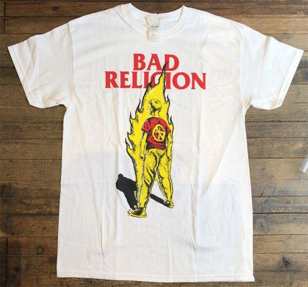 BAD RELIGION  Tシャツ SUFFER オフィシャル!1