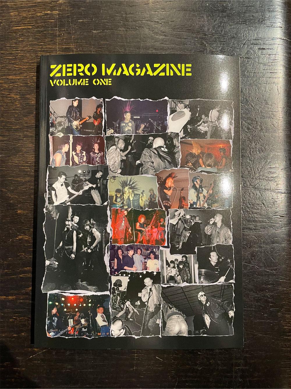 ZEROMAGAZINE VOLUME ONE