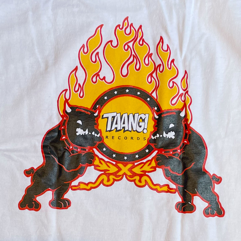 TAANG! RECORDS Tシャツ