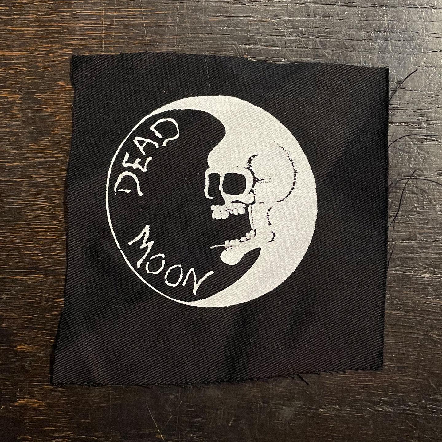DEAD MOON PATCH LOGO