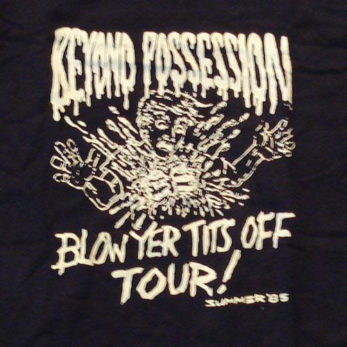 BEYOND POSSESSION Tシャツ 85TOUR
