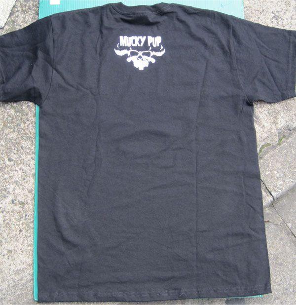 MUCKY PUP Tシャツ DANZIG