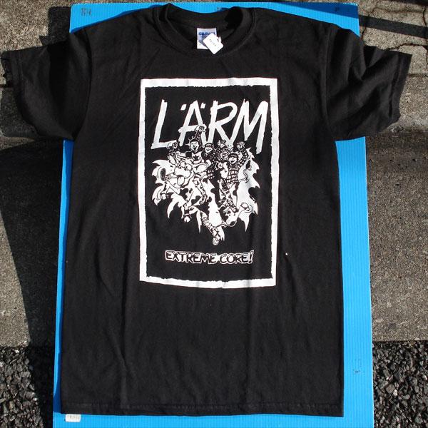 LARM Tシャツ EXTREME CORE!