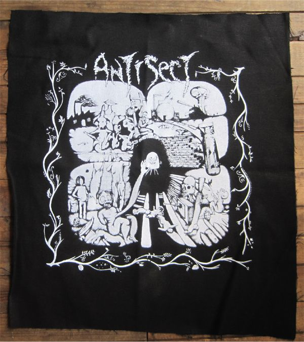 ANTISECT BACKPATCH LP's POSTER