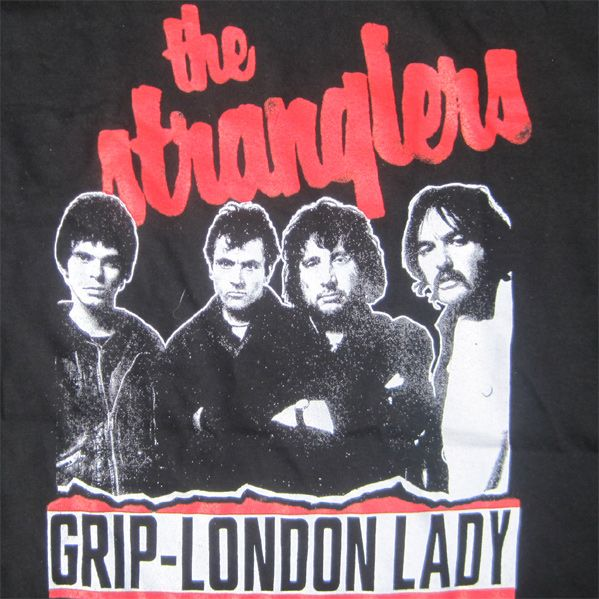 THE STRANGLERS Tシャツ The Grip / London Lady